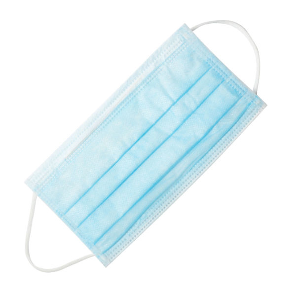 200 pack of 3-ply Disposable masks